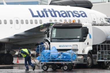 Streikuoja didžiausių Europos oro linijų pilotai