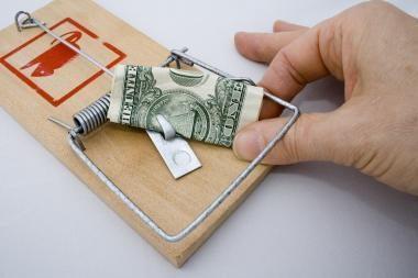 JAV dolerį pakeis euras?