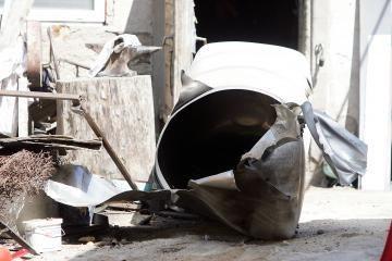 Per sprogimą Kaune nukentėjo žmogus