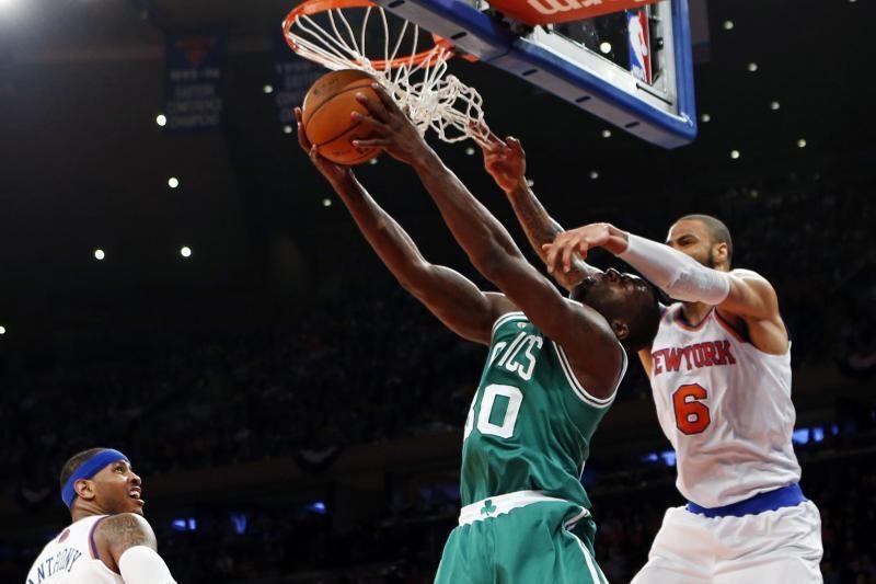 """Padai svyla ir """"Knicks"""": keltai laimėjo Niujorke (rezultatai)"""