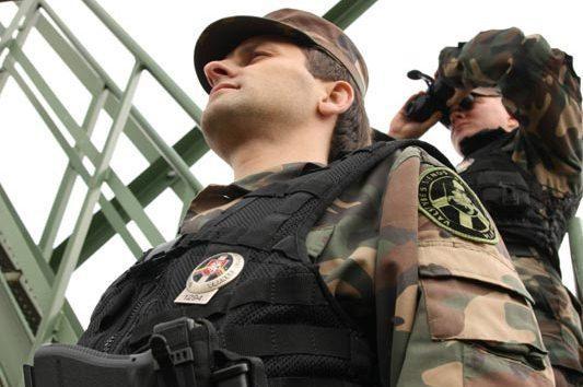 Pasieniečiai sulaikė prie laužo besišildančius nelegalus iš Gruzijos