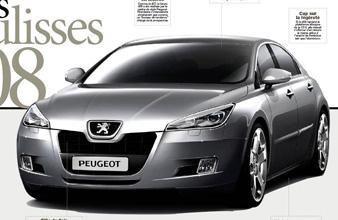 """Naujas """"Peugeot"""