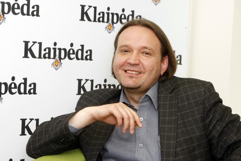 Kultūros skyriaus vedėjas N.Lendraitis: Jūros šventė bus kitokia!