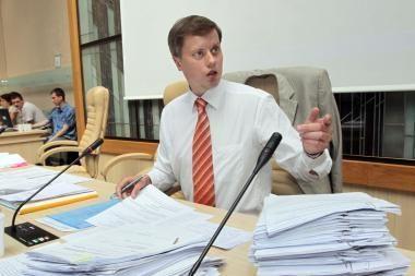 Kauno meras išeina kasmetinių atostogų