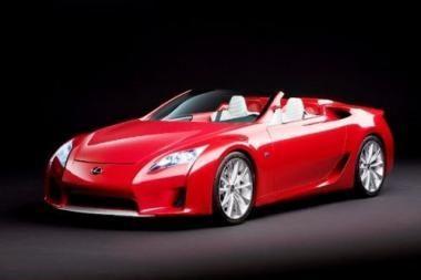 """Naujas """"Lexus"""