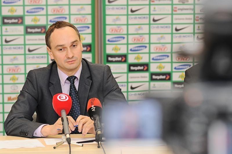 M. Balčiūnas dar trims mėnesiams nušalintas nuo LKF vadovo pareigų
