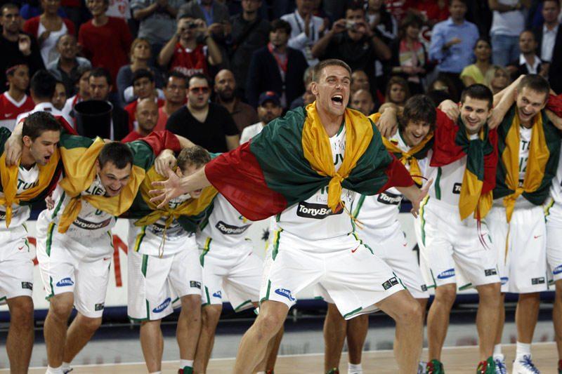 Norite pamatyti draugiškas Lietuvos rinktinės rungtynes? Paskubėkite - bilietai šluojami