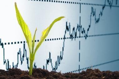 Eurostatas: Lietuvos ūkis pirmąjį ketvirtį - antras pagal metinį augimą