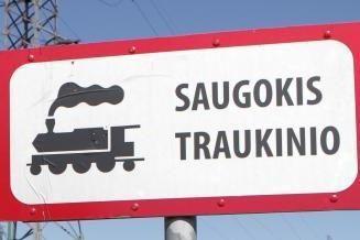 Per Kalėdas Kretingoje ant geležinkelio bėgių žuvo vyras