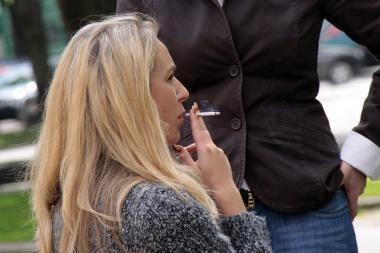 Kaune norima plėsti nerūkymo zonas