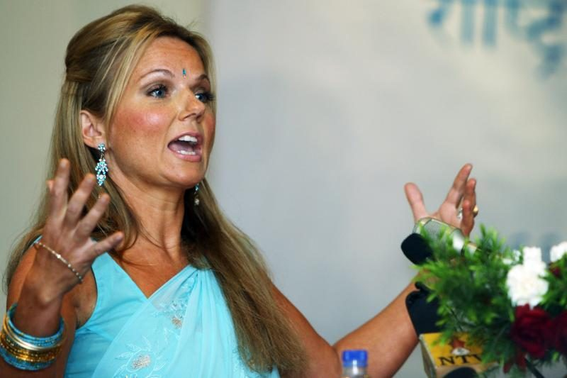 """Buvusi grupės """"Spice Girls"""" narė  svajoja apie laimingą santuoką"""