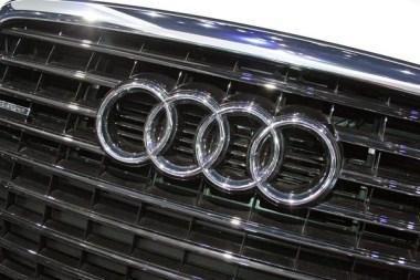 "Palangoje pavogtas automobilis ""Audi A6"""