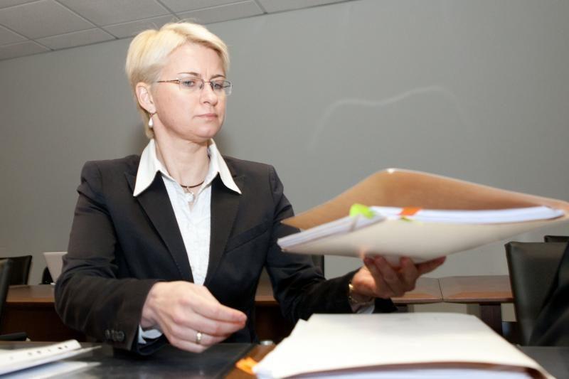 Seimo pirmininkas: galbūt reikės skelbti N. Venckienės paiešką