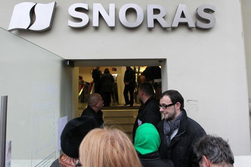 """Seimas atsisakė tirti """"Snoro"""" bankroto istoriją"""