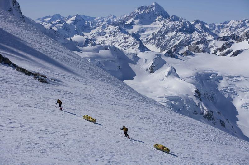 Vis tik Antarktidos ežero gręžimo projektą teko nutraukti