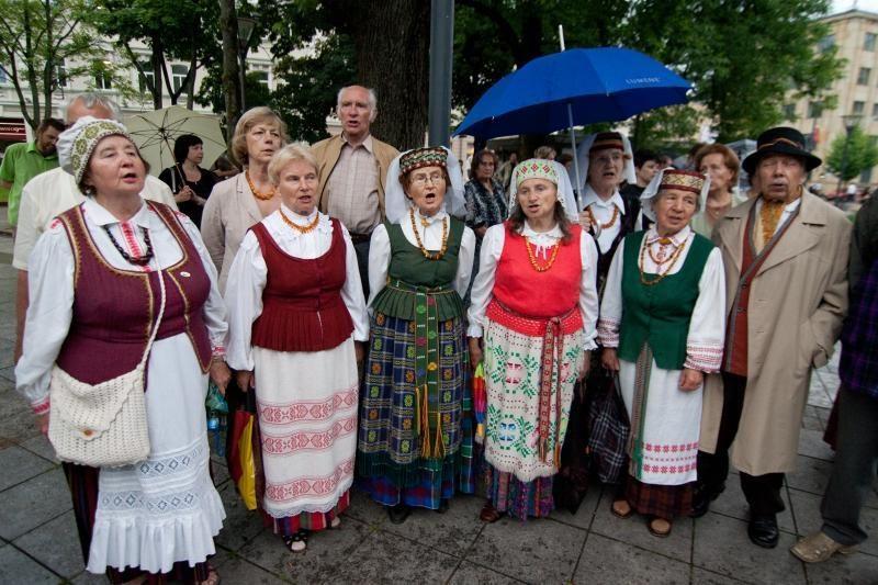 Kauno senjorus nudžiugins gausybė renginių