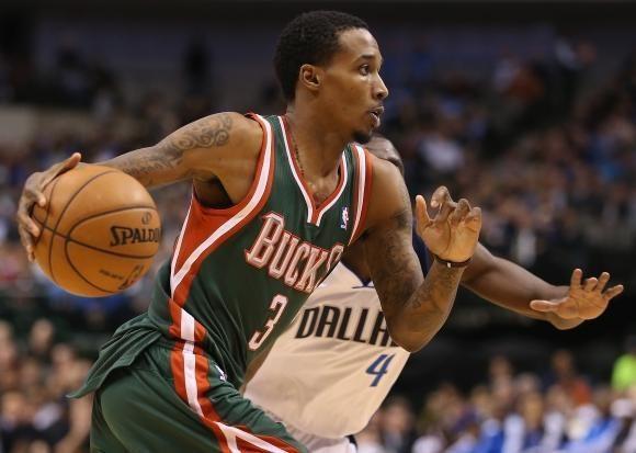 """B. Jenningsas prieš akistatą su """"Heat"""": """"Bucks"""" laimės šią seriją"""