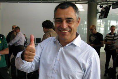 J.Couceiro paskirtas rinktinės treneriu