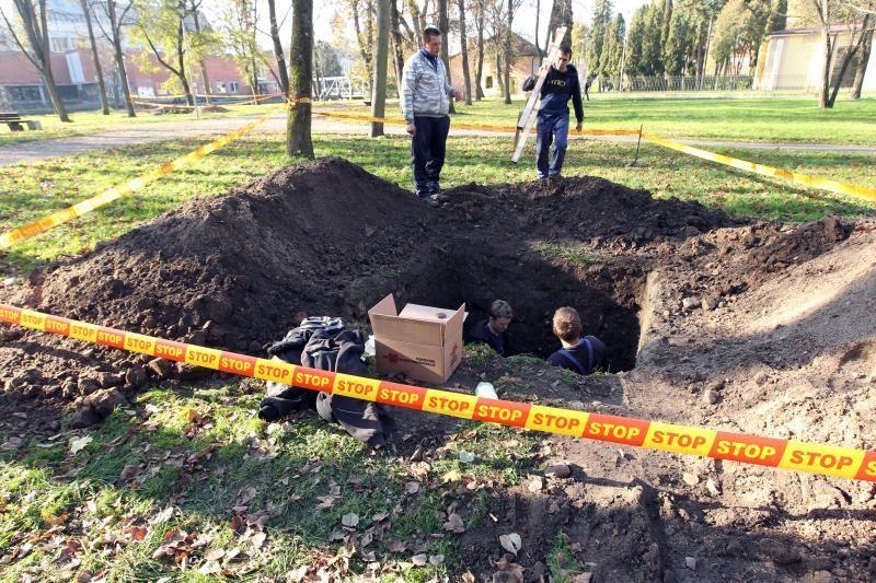 Bernardinų sodo rekonstrukciją numatoma baigti iki 2013 m. pavasario