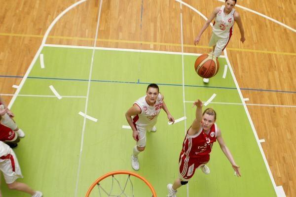 LMKL finale – Vilniaus ir Latvijos krepšininkės