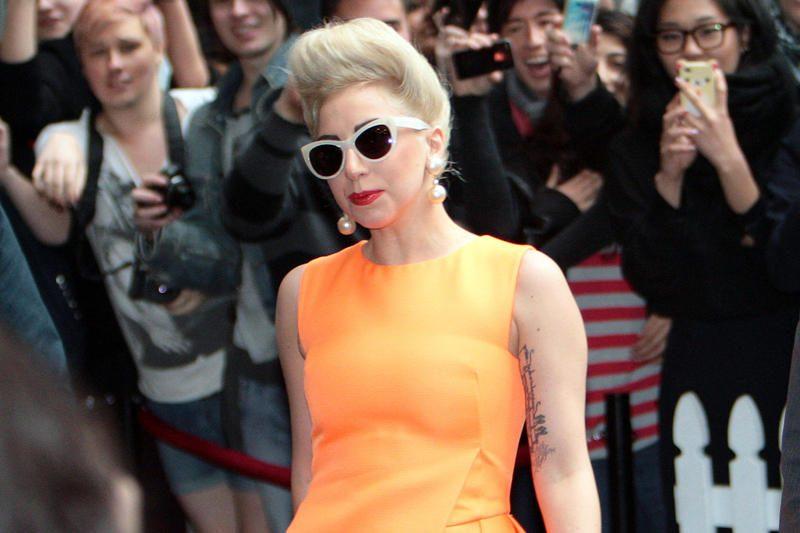 Lady Gaga per koncertą Naujojoje Zelandijoje patyrė smegenų sukrėtimą