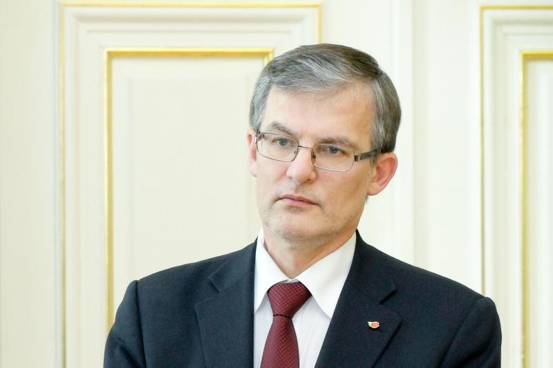 J.Sabatauskas: VU teisininkų pastabos dėl R.Pakso vertos dėmesio