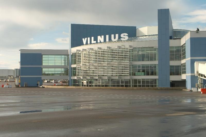 Liepą iš Vilniaus oro uosto skrido daugiausiai keleivių istorijoje