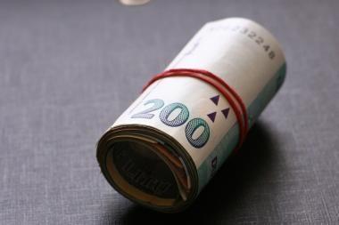 Valstybė neišieškos iki 280 litų skolingų piliečių