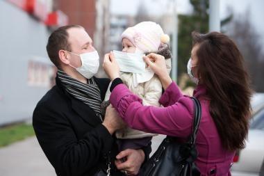 Vilnius skelbia gripo epidemijos pabaigą (papildyta)