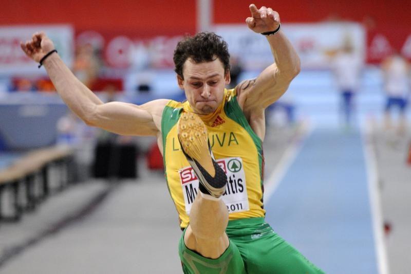 Dar vienam lietuviui čempionatas baigėsi dėl traumos
