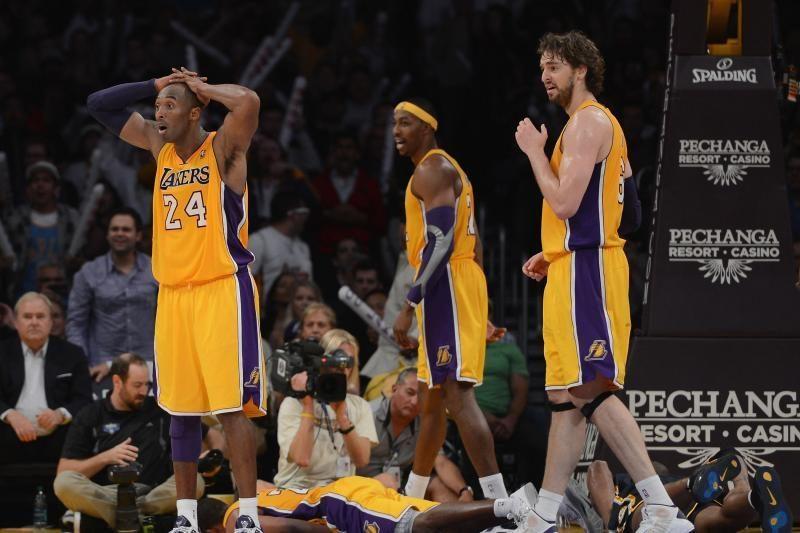 NBA: sergantis K. Bryantas pelnė 40 taškų, tačiau to pergalei nepakako