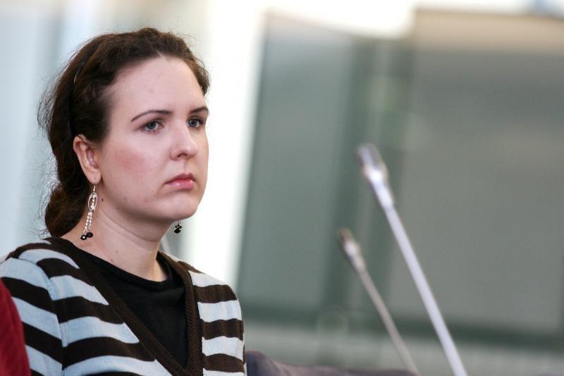 Teismas paliko galioti nuosprendį E.Kusaitei už grasinimus prokurorui