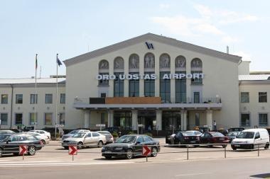 Vilniaus oro uostas kviečiasi kavines ir parduotuves