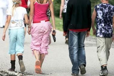 Lietuvoje dingusių vaikų gerokai daugiau nei rodo statistika