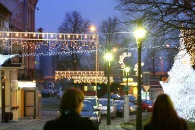 Kalėdų eglė Rotušės aikštėje bus kaip nuotaka