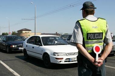 Vilniaus policija ieško avarijos liudytojų