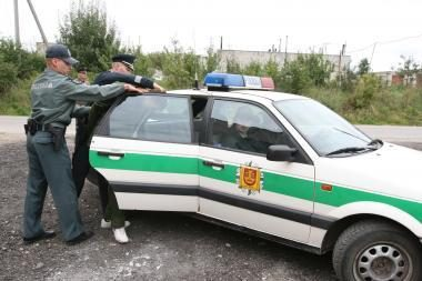 Savaitgalis Klaipėdoje: žmogžudystė ir plėšimai