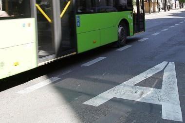 Pavogtas lietuvių turistus vežęs autobusas