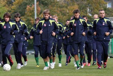 FIFA klasifikacijoje Lietuvos futbolo rinktinė metus baigė 62-oje vietoje