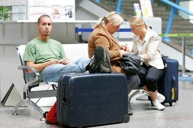 E. Masiulis: mūsų tikslas – padidinti keleivių srautus