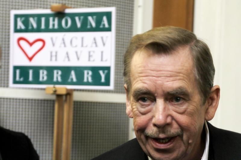 D.Grybauskaitė: V.Havelas įprasmino taikias revoliucijas
