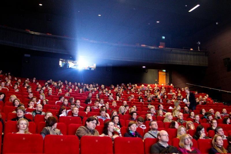 """""""Akropolio kino dienoje"""" laukiama apie 18 tūkst. kino mėgėjų"""