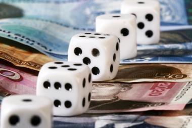 Balandį įmonių pradelstos skolos augo lėčiau