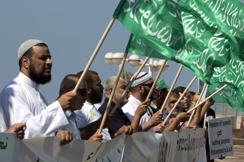 Egiptas ir Saudo Arabija smerkia islamui priešišką filmą