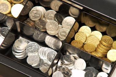 Vidutinė metinė infliacija spalį - 5,4 proc.