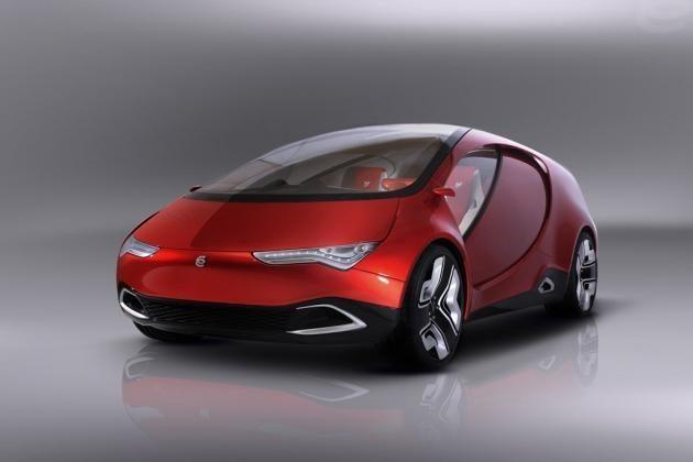 """Rusų """"E-avto"""" hibridą gamins jau kitąmet"""