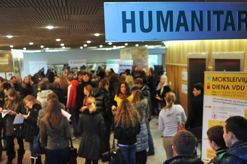 Ar humanitarai Lietuvai dar reikalingi?