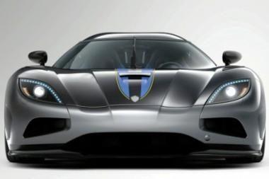 """Koenigsegg"" Ženevą pradžiugins 910 AG ""monstru"""