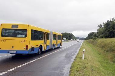 Keičiasi kai kurių Vilniaus autobusų maršrutų darbas