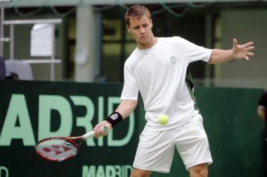 Pergalingi Lietuvos tenisininkų žingsniai - per SPORT1